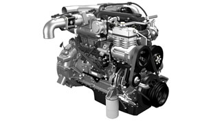 Doosan engine parts